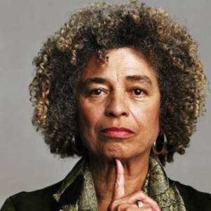 TRIBE:  Activist and Vegan Angela Davis