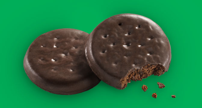 Girl Scout Thin Mint Cookie