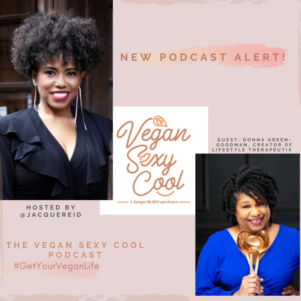 Donna Green-Goodman Podcast Flyer