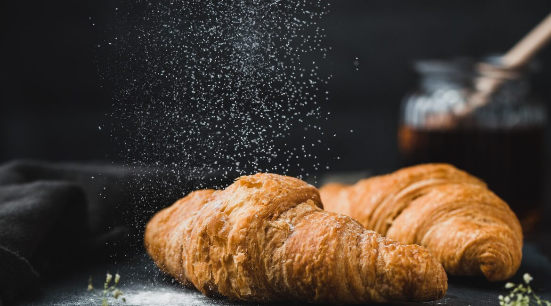 Vegan Croissant Roll